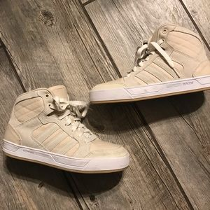 Adidas NEO Women's Raleigh Mid W Casual Sneakers